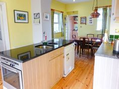 Cassetown House (ref in Thurles, County Tipperary Kitchen Cabinets, Cottage, Country, House, Home Decor, Decoration Home, Rural Area, Home, Room Decor