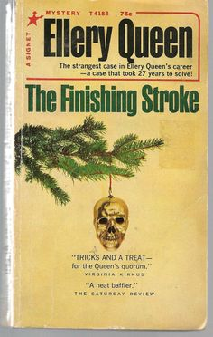 The Finishing Stroke: Ellery Queen: Amazon.com: Books