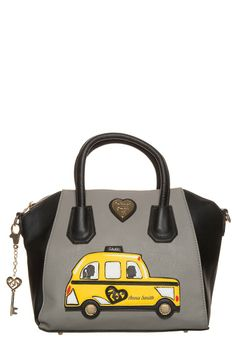 LYDC London - Handtasche - grey/black  moda fashion