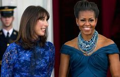 Love this necklace First Lady.
