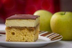 eš Tenučké cesto, tvarohová plnka príjemné Russian Recipes, Vanilla Cake, Cheesecake, Ale, Sweets, Food, Polish, Christmas, Basket