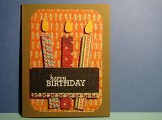 Simple birthday card idea