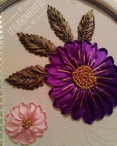 Embroidery Designs Dmc enough Embroidery Patterns Pdf Free; Glove Embroidery Near Me underneath Embroidery Elizabeth Nj provided Embroidery Machine Ribbon Embroidery Tutorial, Hand Embroidery Flowers, Simple Embroidery, Silk Ribbon Embroidery, Hand Embroidery Designs, Embroidery Stitches, Embroidery Patterns, Embroidery Supplies, Advanced Embroidery