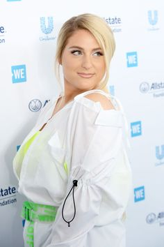 Beautiful Person, Most Beautiful, Meghan Trainor, American Singers, Blondes, Pretty Face, Lady, Musicians, Blonde Hair