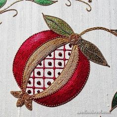 Embroidery Stitches Running & Crewel Embroidery Patterns For Sale neither Embroidery Thread At Hobby Lobby Bordado Jacobean, Crewel Embroidery Kits, Learn Embroidery, Silk Ribbon Embroidery, Vintage Embroidery, Embroidery Patterns, Embroidery Thread, Embroidery Tattoo, Embroidery Supplies