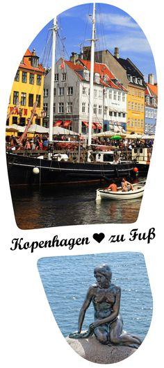 Reise Tipps für Euren Kopenhagen Urlaub. So könnt Ihr die Hauptstadt Dänemarks zu Fuß erkunden. Außerdem viele schöne Fotos von Sehenswürdigkeiten.