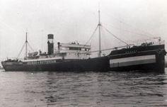28 april 1942 Het vrachtschip 'Arundo' (1930)   http://koopvaardij.blogspot.nl/2015/04/28-april-1942.html