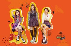 "TWICE Reveals First Individual Teasers For ""Knock Knock"" 