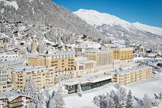 Five Facets of The Historic Kulm Hotel St Moritz: Lord Norman Foster's recent pavilion overhaul Switzerland's first lightbulb a pillow menu and more