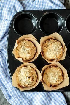Die Glücklichmacherei: Was fürs Frühstück〖Banana Bread Muffins〗