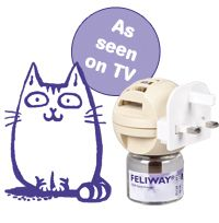 Feliway Diffuser Device and Refill