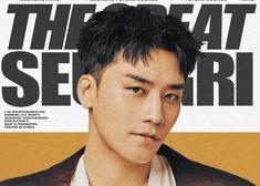 """Seungri do BIGBANG revela mais detalhes para sua faixa-título """"1, 2, 3!"""""""