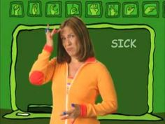 Feelings Sign Review - American Sign Language - YouTube