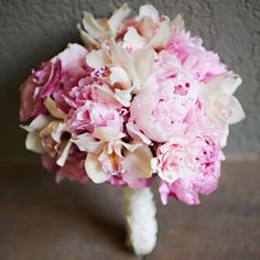 amazing!!! love the Pink peonies and orchids