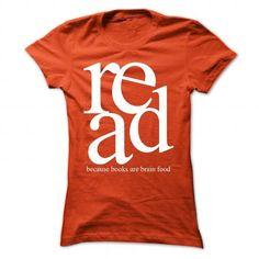 Read T Shirts, Hoodies, Sweatshirts. CHECK PRICE ==► https://www.sunfrog.com/LifeStyle/Read-Orange-Ladies.html?41382