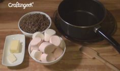 Cómo hacer Bolitas de arroz inflado