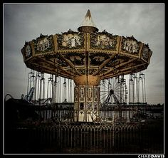 abandoned Six Flags, new orleans
