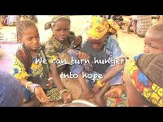 We Can't Make Rain In West Africa, but we can help!