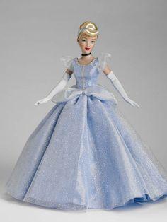 Cinderella, from Disney's Cinderella. From Tonner Dolls.