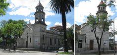"""Parroquia Inmaculada Concepción (""""Paso de las Duranas""""). Av. Millán 4772 esq. Camino Castro. Prado, Montevideo, Uruguay."""