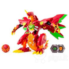 Žaidimų rinkinys Bakugan Dragonoid Maximus, 6051243 Toddler Toys, Baby Toys, Kids Toys, Kamen Rider Wizard, Best Deals On Laptops, Red T, Carters Baby Girl, Baby Girls, Black Fire