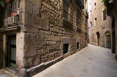 Sinagoga Mayor de Barcelona. Exteriores #sinagoga. Copyright Sinagoga Mayor de Barcelona/Anna Serrano #Sefarad #Sternalia