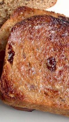 King Arthur First Place Winner: Cinnamon Raisin Bread