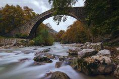 Stone Bridge by George Papapostolou, via 500px