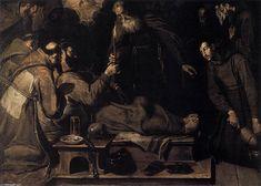 Bartolome Carducho - Muerte de San Francisco