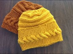 Spiral Hat Pattern how to from the Stitch Niche - YouTube