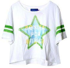Camiseta Bonita por natureza   Riachuelo - Patrocinadora Oficial da Moda