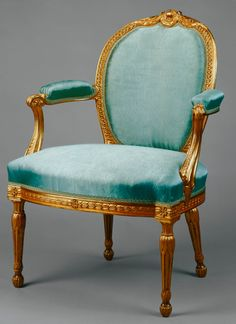 Thomas Chippendale (1718-79) (furniture maker) Creation Date: c.1773 / Royal Collection