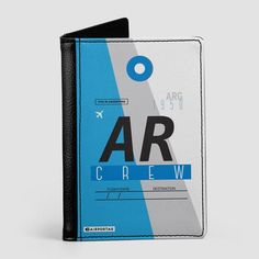 AR - Passport Cover