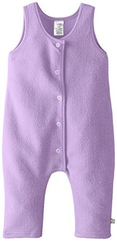 Zutano Unisex Baby Cozie Fleece Overall Orchid 18 Months *** More info could be found at the image url. (This is an affiliate link) #BabyBoyFootiesandRompers
