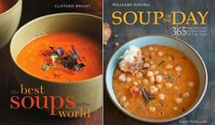 What Are Your Favorite Books & Resources for Soup Recipes?