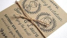 Country+Couple++Personalised+Illustrated+Wedding+by+STNstationery,+£1.50