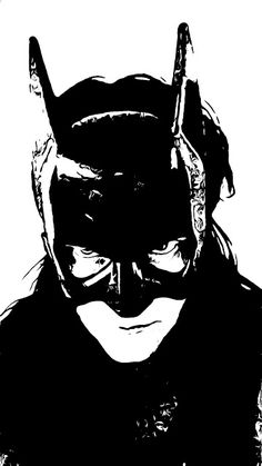 Satu Ylävaara Retrospective Art: Minä tulin Gothamista Rocky Horror, Batwoman, Snow Queen, Gotham, Banks, Graphic Art, Artwork, Graffiti, Superhero
