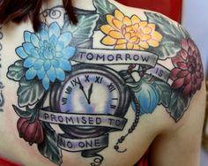 30 Breathtaking Hot Tattoos - http://www.allnewhairstyles.com/30-breathtaking-hot-tattoos.html