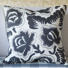 Rosario Slate #pillow from Designers Guild