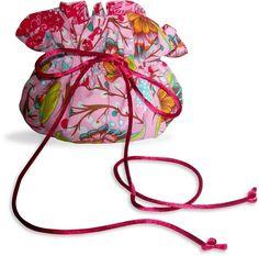 DIY: 8-pocket jewelry pouch