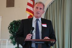 Honorable Michael J Popkins addresses the Point Loma Democratic Club - May 18, 2014