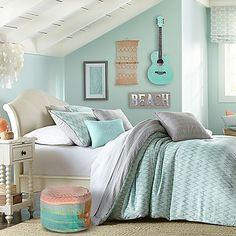 53 best aqua bedroom decor images bedroom decor bedroom ideas rh pinterest com Aqua Green Home Decor Aqua Grey and Yellow Decor