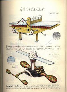 Codex seraphinianus Hardcover by Luigi Serafini