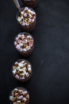 Chocolate Bircher Mu