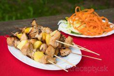 Fit karfiolová praženica s pórom Tofu, Potato Salad, Smoothie, Food And Drink, Potatoes, Chicken, Baking, Ethnic Recipes, Juicing