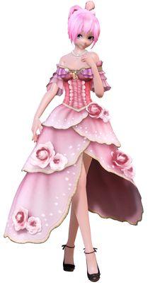 TDA Fairytale Luka {DL} by HarukaSakurai.deviantart.com on @DeviantArt