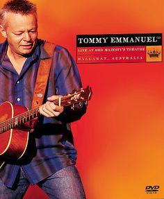 Tommy Emmanuel Guitar | eBay