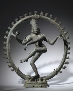 Nataraja, Shiva as the King of Dance,   South India, Chola period (900-13th Century)