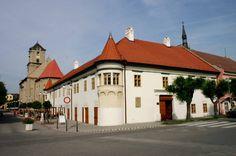 Slovakia, Pezinok - Town hall