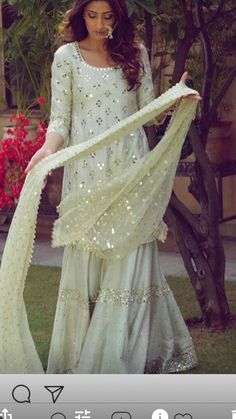 Pintreset - ❤ MehrN ❤ #bridaldress #IndianFashion